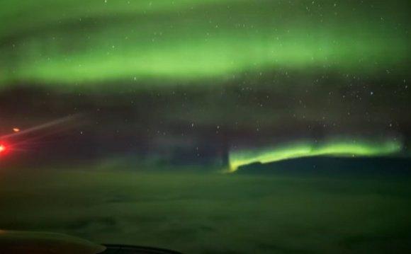 Пассажир снял на видео